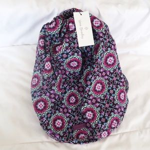 NWT Vera Bradley Iconic Ditty Bag Lilac Medallion